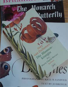 books about butterflies, Die Blumekoenigin, The Monarch Butterfly, Butterflies