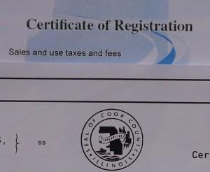 Maike's Marvels certificate