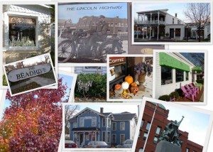 Geneva Illinois collage by Maike's Marvels