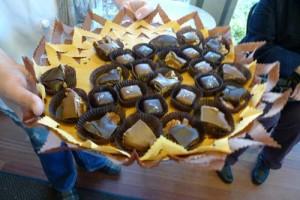 Graham's chocolate samples