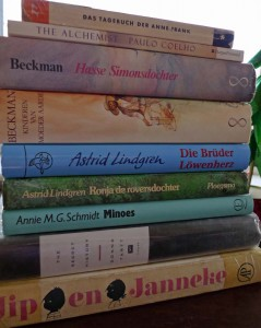 influential authors to Maike's Marvels
