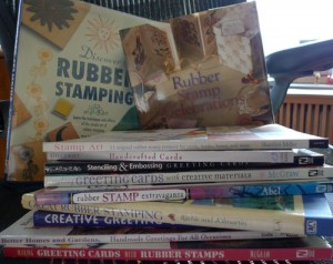 Maike's Marvels craft books about card-making