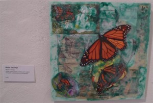 Migrant Danaus by Maike's Marvels at EAC exhibit
