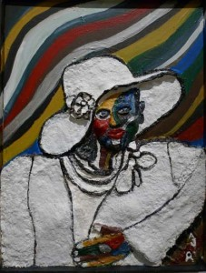 Woman of Color by Alma Richardson