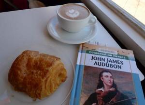 Audubon reading at Brothers K