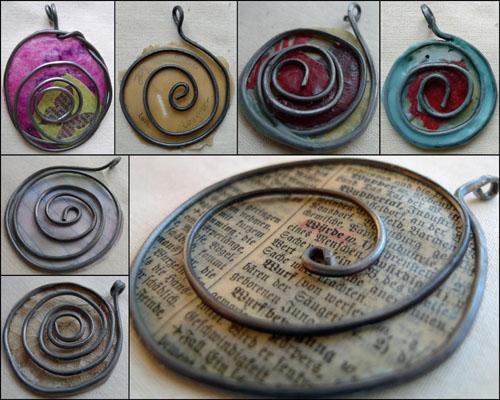 Spirals Maraviglia by Maike's Marvels