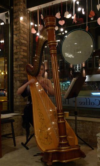 Simply Elegant Harp