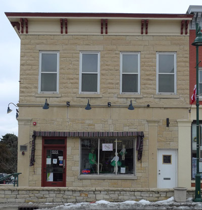 Aurora Rose store front