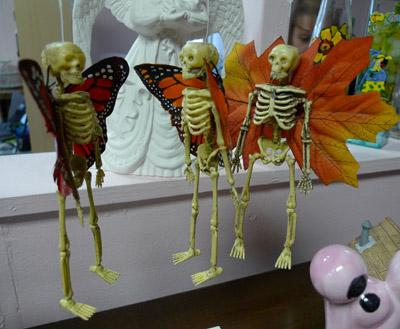 AR Skeletons