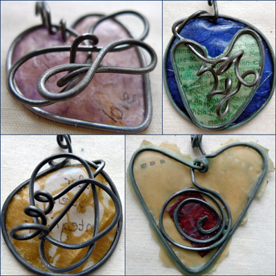 Mom pendants by Maike's Marvels