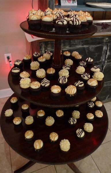The Sugar Path cupcakes