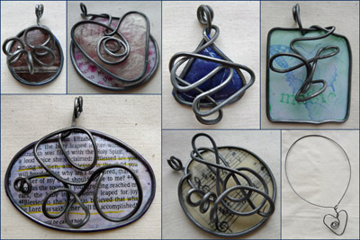 Pendants at Aurora Rose Boutique