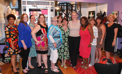 NEW - Network of Entrepreneurial Women - photo by www.NetworkHoncho.com