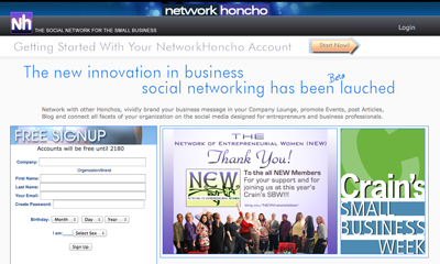 NetworkHonchoPopup