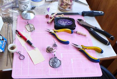 pendantmaking
