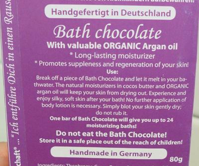 BathChocolate