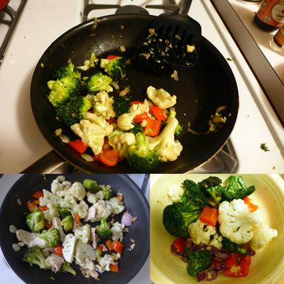 BroccoliCauliflowerSautee