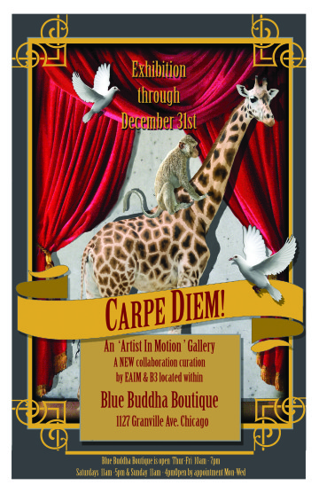 Carpe Diem Mini Poster2 11x17
