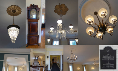 WilderMansionChandeliers