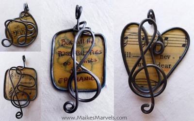 MusicalPendants