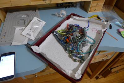 beadOrganizing
