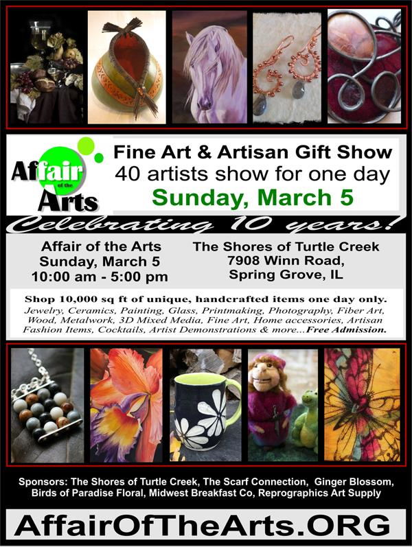 Affair of the Arts Spring 2017