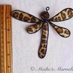 Maike's Marvels Dragonfly Ornament