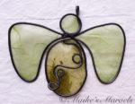 Maike's Marvels Angel Ornament