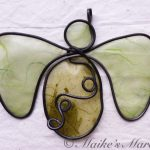 Maike's Marvels Angel Ornament