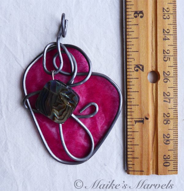 Pendant by Maike's Marvels