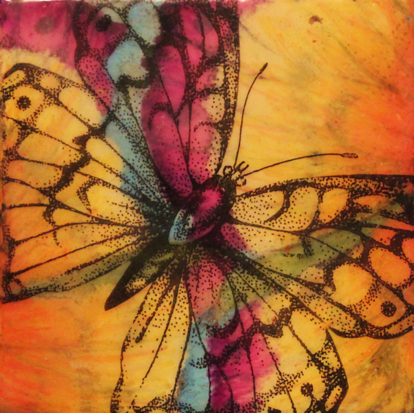 Cindy Lesperance Encaustic Art
