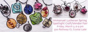 Immanuel Lutheran Spring Spotlight Fair