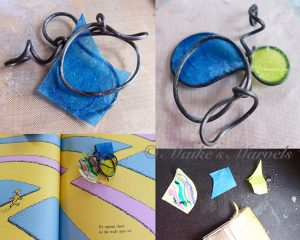 Seussian pendant by Maike's Marvels