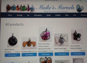 Maike's Marvels Online Store