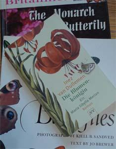 books about butterflies, Die Blumekoenigin, The Monarch Butterfly, Butterflies