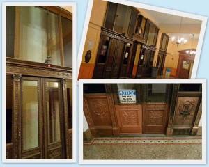 Elevators at Chicago's Fine Arts Building