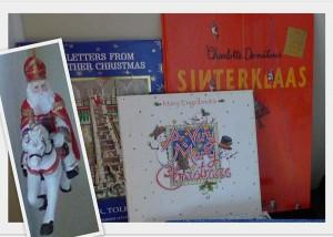 Sinterklaas books
