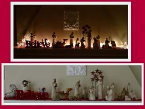 Willow Tree nativity scene