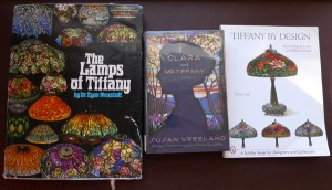 Books about Tiffany Lamps