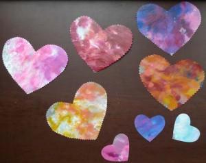 Hearts of Wax back