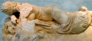 Sleeping Maenad, Athens