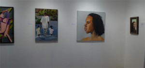 portraits at Evanston Art Center