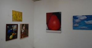 still lifes at Evanston Art Center
