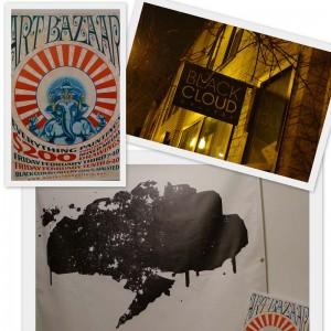 Art Bazaar at Black Cloud Gallery