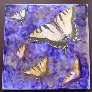 Swift Swallowtails by Maike's Marvels