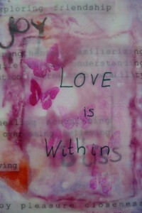 love is within by Maike's Marvels