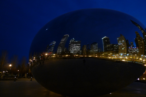 Chicago's Bean