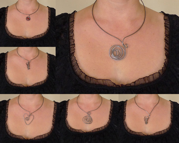 Necklaces by Maike's Marvels