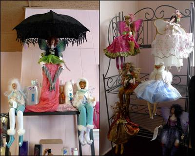 fairies at Aurora Rose