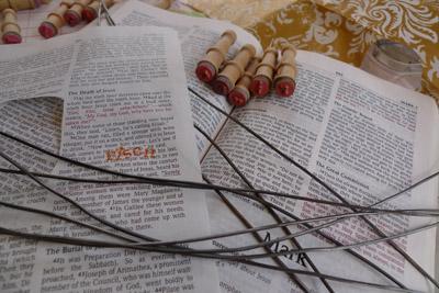 Risen verses series